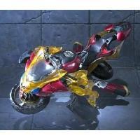 商品解説 ■S.I.C.極魂のバイクシリーズ第2弾。5箇所の可動機構を搭載することで、「スライダーモ...