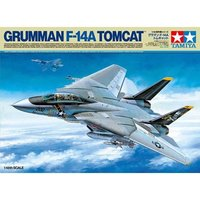 61114 商品解説■1970年から2006年の退役まで、世界最強の防空艦上戦闘機として飛び続けたア...