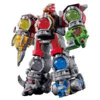 商品解説■キュウレンジャーが乗り込む合体ロボです。 5体のキュウボイジャーとキュータマがセットになっ...