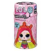 新品おもちゃ【パック販売】L.O.L. サプライズ! メイクオーバーシリーズ ヘアゴール2
