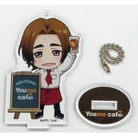 商品解説■「ユーリ!!! on ICE×Youme cafe stand」限定グッズの『トレーディン...