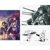 商品解説■PS Vita ソフト「艦これ改 限定版」同梱特典の『オリジナルポストカード(3枚セット)...