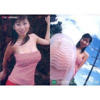 コレクションカード(女性)/E-Treasure Premium レア度:BOX特典カード  use...