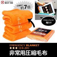 真空パックなので、ホコリ・ダニ・カビの心配がりません!200×120cmのふんわり毛布が、A4サイズ...