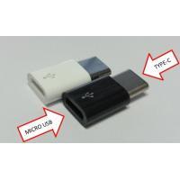 マイクロUSB(オス)を次世代USB type-C(オス)に変換できます。  発送:ゆうメール(ご注...