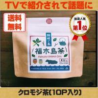 福木島茶 煮出し用20g(10袋入) クロモジ茶 ふくぎ ノンカフェイン 無農薬 メール便