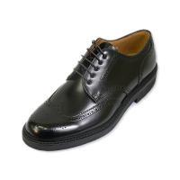 REGAL リーガルシューズ リーガル 靴 メンズ ウィングチップ JU14 BLK ブラック 黒 ...