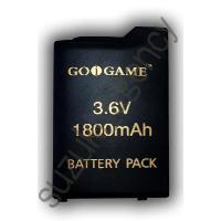 PSP-1000用の互換充電池バッテリー