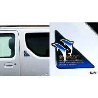 車種名:ジムニー 品名:デカール(ドルフィン) 左右セット 取り付けできる年式:(重要)平成26年8...