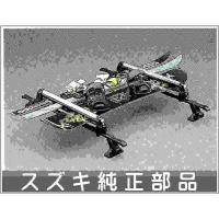 車種名:ラパン 品名:スキー&スノーボードアタッチメント 取り付けできる年式:(重要)平成25年6月...