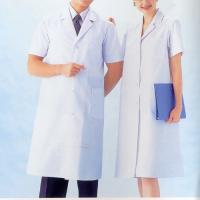 ●専門学校・大学・研究所など幅広く愛用されている白衣です。 ●素材はポリエステル65%綿35%で抗菌...