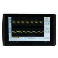 ●音声波形の表示や音の発振などができる専用アプリやデータを搭載した実験用アンドロイドタブレット。 ●...