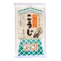 はらだのこうじは、山形米を100%使用した板麹の生タイプです。機械製麹機では作れない良質な麹を作るた...