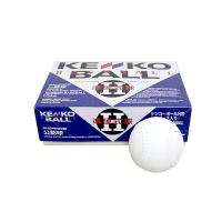 ●商品名:ナガセケンコー 準硬式野球ボール H号 H-NEW ※1ダース売り ボール 野球用品 スワ...