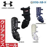 ●商品名:【即日出荷】 アンダーアーマー UA ベースボール フットガード II (右打者用) 13...