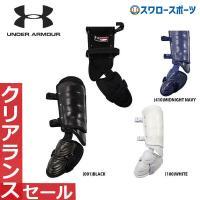 ●商品名:【即日出荷】 アンダーアーマー UA ベースボール フットガード II (左打者用) 高校...
