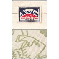 HOUSTON(ヒューストン) キャンバス トートバッグ ARMY アーミー ロゴ 6624