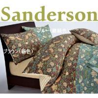 〜Morris Gallery by Sanderson〜  枕を入れてリビングのクッションにしても...