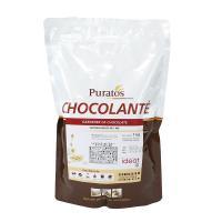 (PB)丸菱 製菓用チョコレート ショコランテガーデナー ホワイトチョコレート40% 1kg チャック付袋 (夏季冷蔵)