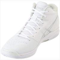 《送料無料》バスケットシューズ asics (アシックス) GELHOOP V11 WHITE/SILVER 1061A015 1905 バスケット|swimclub-grasshopper|02