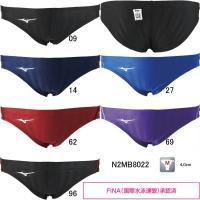 ミズノ(MIZUNO)男性用 競泳水着 ストリームアクセラ メンズVパンツ N2MB8022