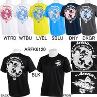 16F-ARFK6120-Tシャツ,吸汗速乾,中国製,バックメッシュ(ポリエステル100%),ar,...