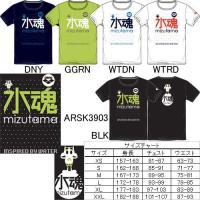 13S-ARSK3903-Tシャツ,中国製,ライトバックメッシュ,ポリエステル100%, 肌面がメッ...