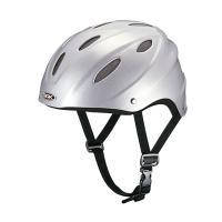 オージーケーカブト エントラ[CLIFF]ヘルメット(ブルー/ホワイト/レッド/ブラック/マットブラ...