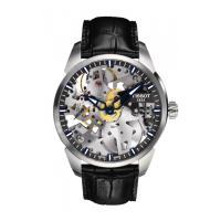 ティソ腕時計、TISSOT時計。ティソ T-コンプリカシオン スケレッテは、モダンなデザインで人気を...