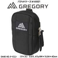 グレゴリー GREGORY パデッドケースM PADDED CASE M 小型ポーチ 携帯電話 デジ...
