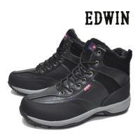 エドウイン EDWIN メンズ ウインターブーツ EDS 9120 防寒 防水 防滑 雪道 通勤 ウ...