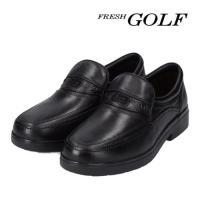 マドラス フレッシュ ゴルフ ビジネスシューズ FG718 ブラック