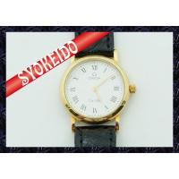 【商品名】ΩOMEGA(オメガ)/腕時計/レディース/DEVILLE/デビル/K18×革ベルト/クォ...