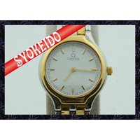 【商品名】ΩOMEGA(オメガ)/腕時計/レディース/クォーツ/K18YG×ステンレススチール/純正...