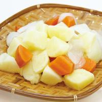 冷凍食品 業務用 カレー野菜ミックスIQF 500g    お弁当 じゃがいも 玉葱 人参 ミックス野菜 カレー 野菜