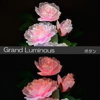 グランドルミナス/06ボタン/高さ37cm/LED/電源コードタイプ/盆提灯/盆ちょうちん/灯篭/造花|syosyudo|03