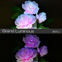グランドルミナス/06ボタン/高さ37cm/LED/電源コードタイプ/盆提灯/盆ちょうちん/灯篭/造花|syosyudo|05