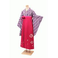 人気の矢羽柄は日本では非常に古くから使われている模様です。  江戸時代に、結婚の際に矢絣の着物を持た...