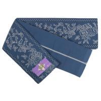 ・森博多織(株)製造・本場筑前博多織の最高級品です。 ・博多織の証紙付きです。 ・正絹ですので帯の締...