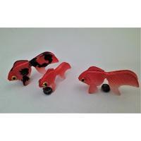 金魚 金魚3匹セット+水草セット(金魚小2匹・水草)が送料無料で1,080円(代引き不可)|syozan|04