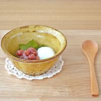 ボウル 和のデザートカップ カラメル アウトレット 小鉢 和食器 鉢 白い食器 シンプル おしゃれ かわいい おもてなし 日本製 美濃焼 和モダン