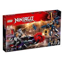 【新品】 LEGO レゴ Ninjago ニンジャゴー 70642 キロウ vs. サムライ X
