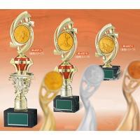 各種競技等のレリーフが自由にお選びいただけるオシャレなデザインのブロンズトロフィーです。 ※レリーフ...