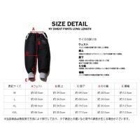 NYロゴ 薄手スウェットパンツ 4カラー M L XL XXLサイズ BLACK GRAY RED MIX
