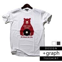 【ITEMIMFORMATION】 +GRAPHデザインTシャツ どんなファッションにも合わせやすい...