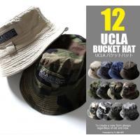 Item title バケットハット コットン サファリハット UCLAの 迷彩柄 バケットハット1...