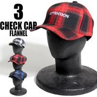 Item title チェック柄ベースボールキャップ メンズ 帽子 [CAP キャップ ワークキャッ...