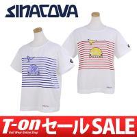 シナコバ SINACOVA 【レディース】 ソフトな風合いの半袖ボートネックTシャツです。 上質のコ...