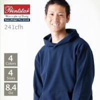 241cfh 裏起毛プルパーカー  【素材】 8.4oz裏起毛 綿70% ポリエステル30%  【用...