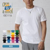 OE1116 オープンエンドマックスウェイトTシャツ6.2oz 【素材】 6.2oz 16/- 天竺...